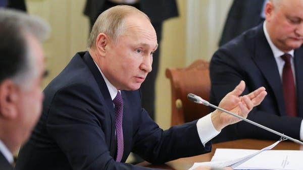 في زيارة مفاجئة.. بوتين يصل دمشق ويزور عدة منشآت