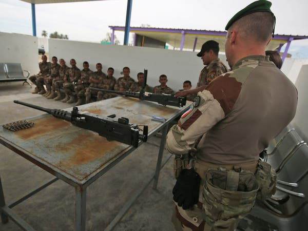 بريطانيا تنقل بعض جنودها من بغداد.. وفرنسا تبقي عليهم