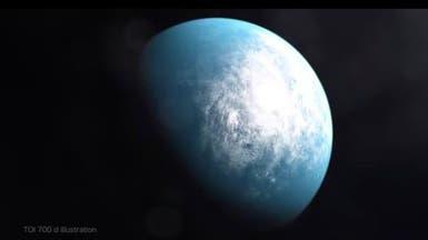 """شاهد.. كوكب جديد بحجم الأرض """"قابل للسكن"""""""