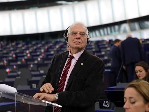 بعد توقيف سفير لندن بطهران.. الاتحاد الأوروبي يدعو لخفض التصعيد