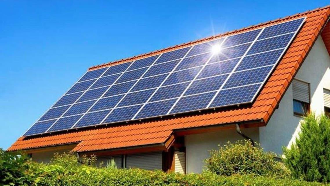 طاقة شمسية السعودية
