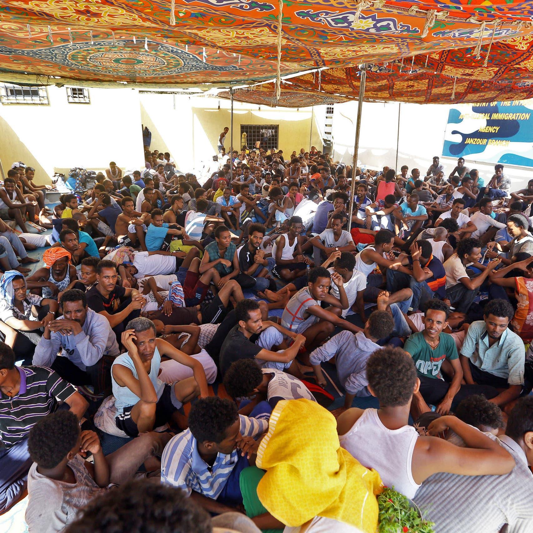 تعذيب وابتزاز وعنف جنسي.. جحيم المهاجرين في ليبيا