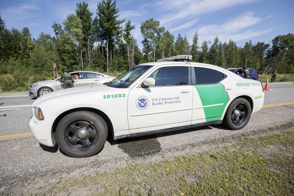 شرطة الحدود الأميركية