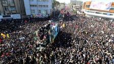 قاسم سلیمانی کے کرمان میں جنازے کے دوران بھگدڑ، 50 افراد ہلاک، 213 زخمی