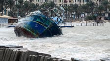 Egypt shuts two Mediterranean ports because of bad weather