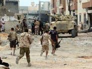 سرت تكشف الدعم التركي.. مدرعات في قبضة الجيش الليبي