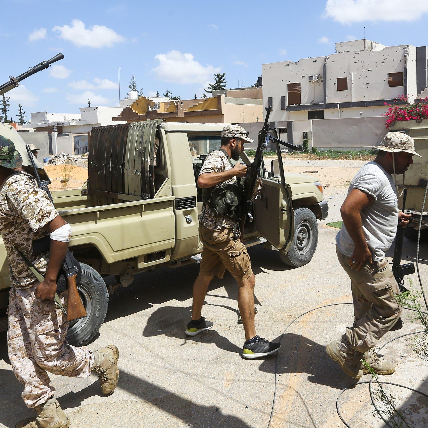 ليبيا.. تركيا ترسل معدات عسكرية جديدة إلى طرابلس