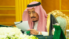 Saudi Arabia's Council of Ministers expresses support for Palestinian people
