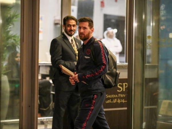 """وصول برشلونة وأتلتيكو مدريد إلى السعودية للمشاركة في """"السوبر"""""""