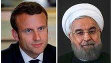 الإليزيه: ماكرون يدعو إيران إلى احترام تعهداتها النووية