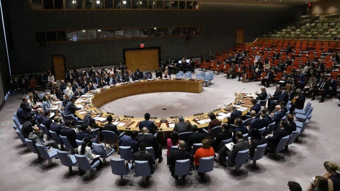 THUMBNAIL_ العراق يطالب مجلس الأمن الدولي بإدانة الضربة الأميركية على أراضيه