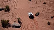 Sainz seizes the lead on day three of the Dakar Rally