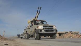 یورش ارتش ملی لیبی به سوی شهر الزاویه برای آزادسازی آن