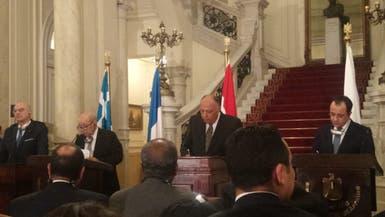 فرنسا وقبرص واليونان ومصر: اتفاقيتا تركيا والسراج باطلتان
