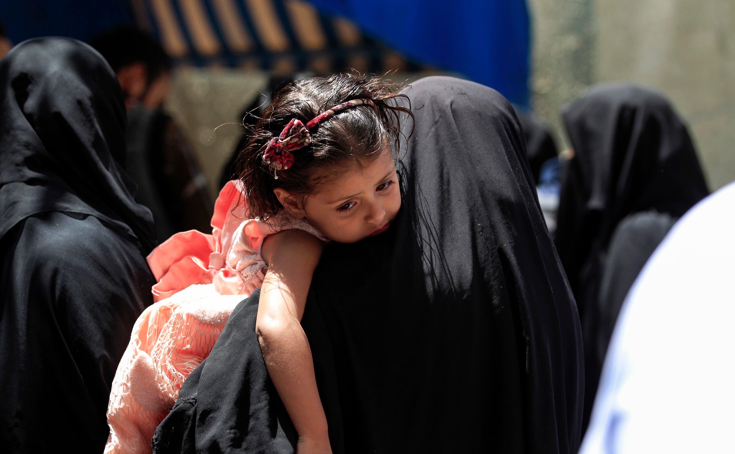 سيدات يمنيات في صنعاء (أرشيفية)