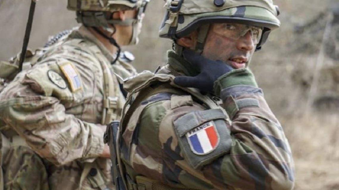 قوات فرنسية في العراق