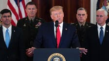Trump says new Iran sanctions already in effect