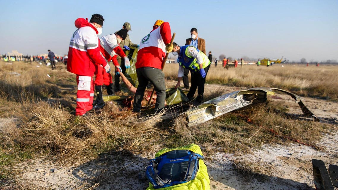 Ukraine International Airlines plane crash in Iran, 170 dead - AFP