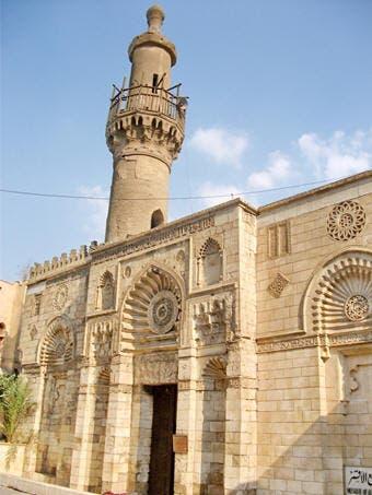 مسجد الأقمر