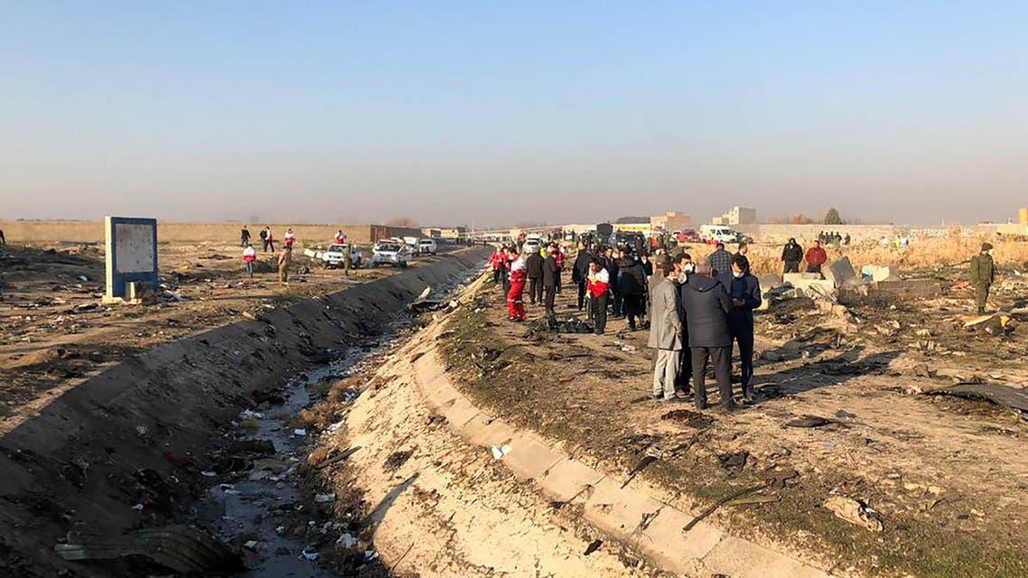 Ukraine International Airlines plane crash in Iran, 170 dead - AFP