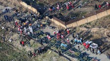 Iran, Ukraine FMs 'offer condolences' over airplane crash