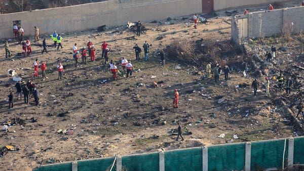 بومبيو يدعو للتعاون في تحقيق تحطم طائرة أوكرانيا بإيران