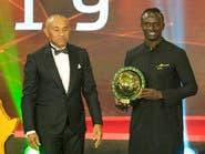 السنغالي ماني يتوج بجائزة أفضل لاعب في إفريقيا