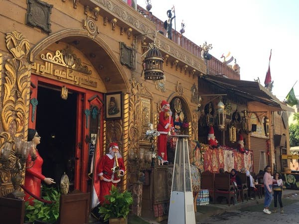 بالصور.. قصة شارع يروي أحداث 1000 عام من تاريخ مصر