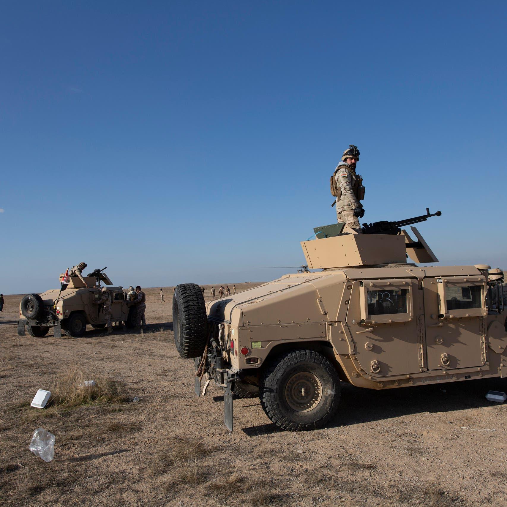 الجيش العراقي يشتبك مع ميليشيا