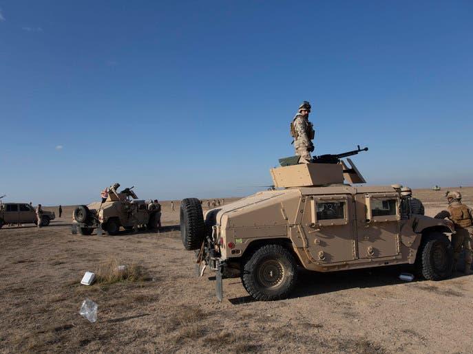 العراق ينفي: لا اشتباكات بين الأمن والحشد في قضاء بلد