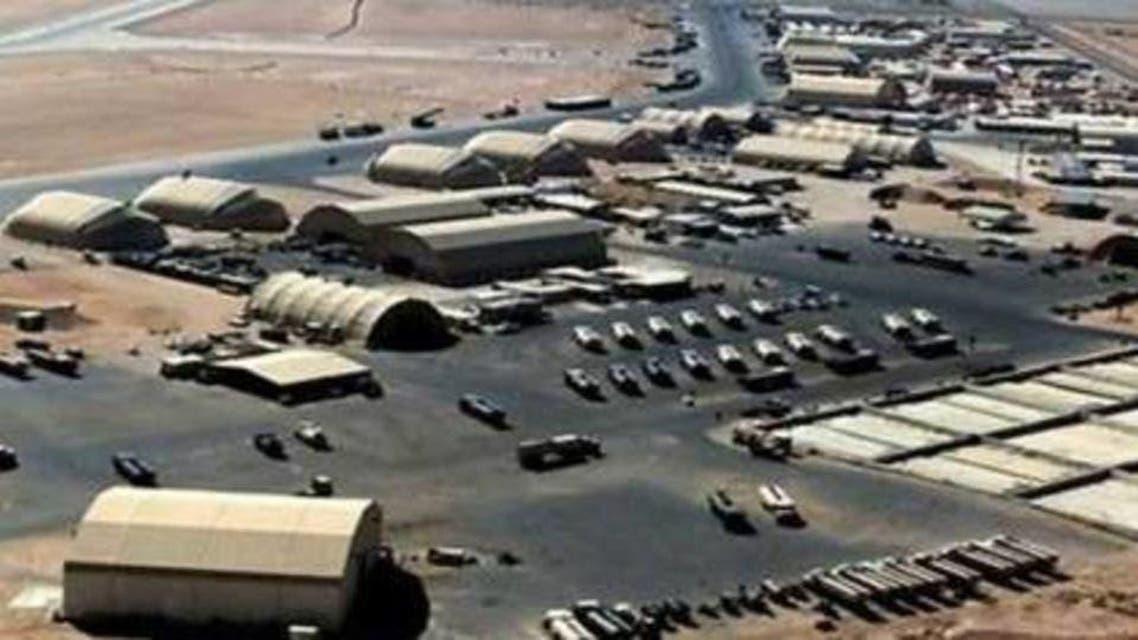 امریکا کا کویت میں موجود عریفجان فوجی اڈہ