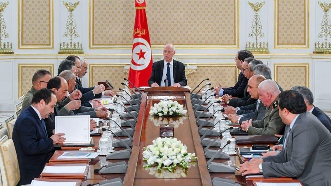 من اجتماع مجلس الأمن القومي