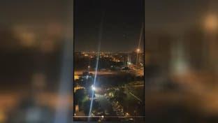 بغداد.. سقوط صاروخ في محيط المنطقة الخضراء