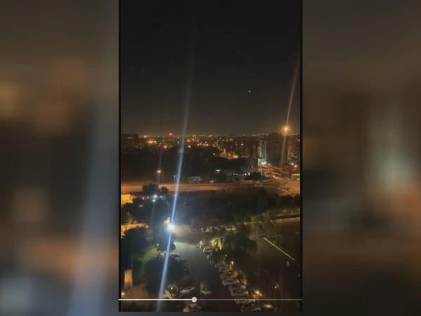 سقوط صاروخي كاتيوشا بالمنطقة الخضراء في بغداد