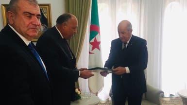 اتفاق مصري جزائري على منع أي تدخل أجنبي في ليبيا