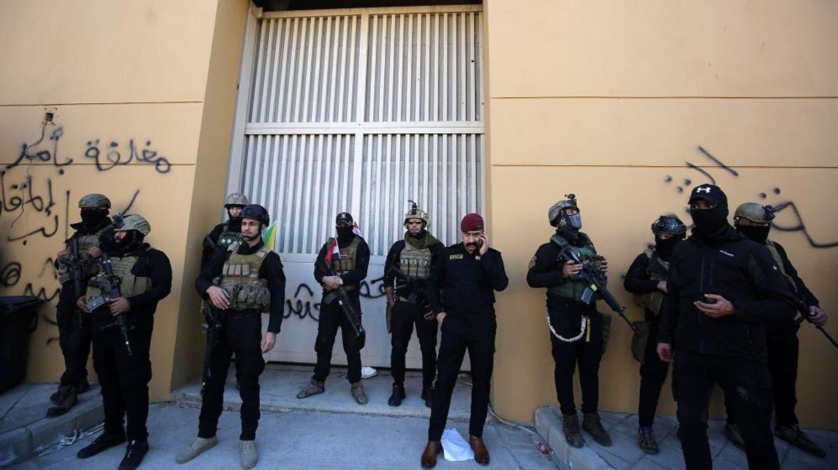 US warns Iraq of embassy closure in Baghdad if attacks by Iran-backed groups persist thumbnail