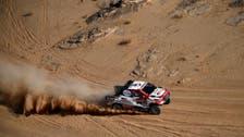 Sainz's lead halved as Peterhansel wins Dakar fourth stage