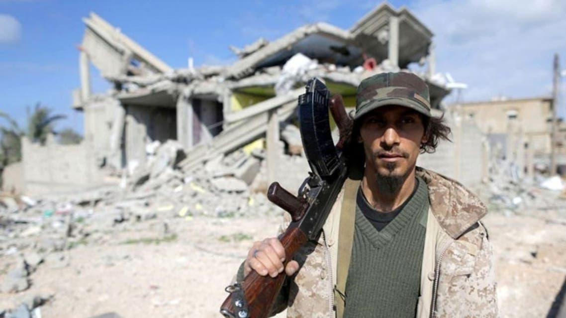 من معارك ليبيا
