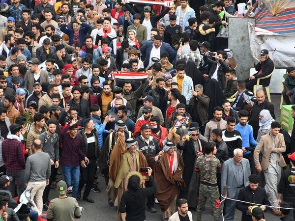 تظاهرات حاشدة في مدن العراق وسط إجراءات أمنية
