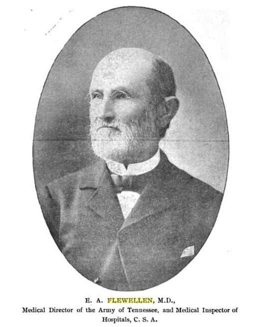 صورة للطبيب الأميركي إدوارد أركيلوس فلويلن