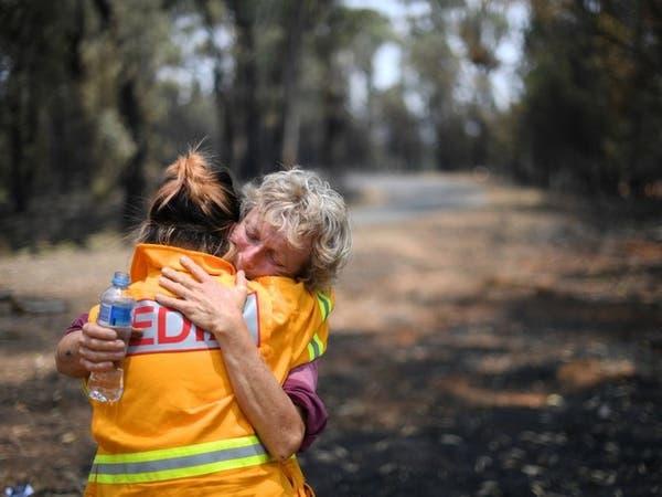 آلاف يفرون.. الحر يؤجج حرائق أستراليا الكارثية