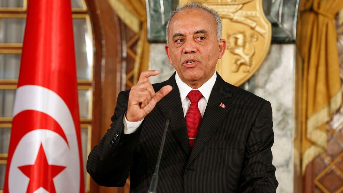 الجملي رئيس حكومة تونس
