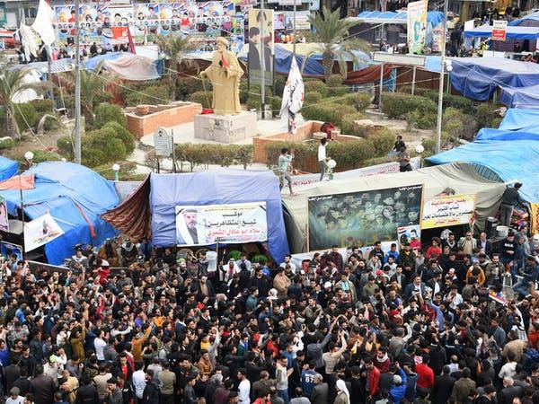 تظاهرات حاشدة في العراق.. محافظات الجنوب تلاقي بغداد