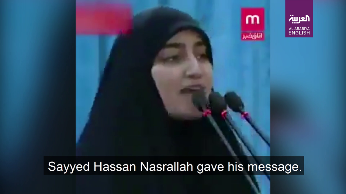 Soleimani's daughter says Haniyah, al-Assad capable of avenging her father