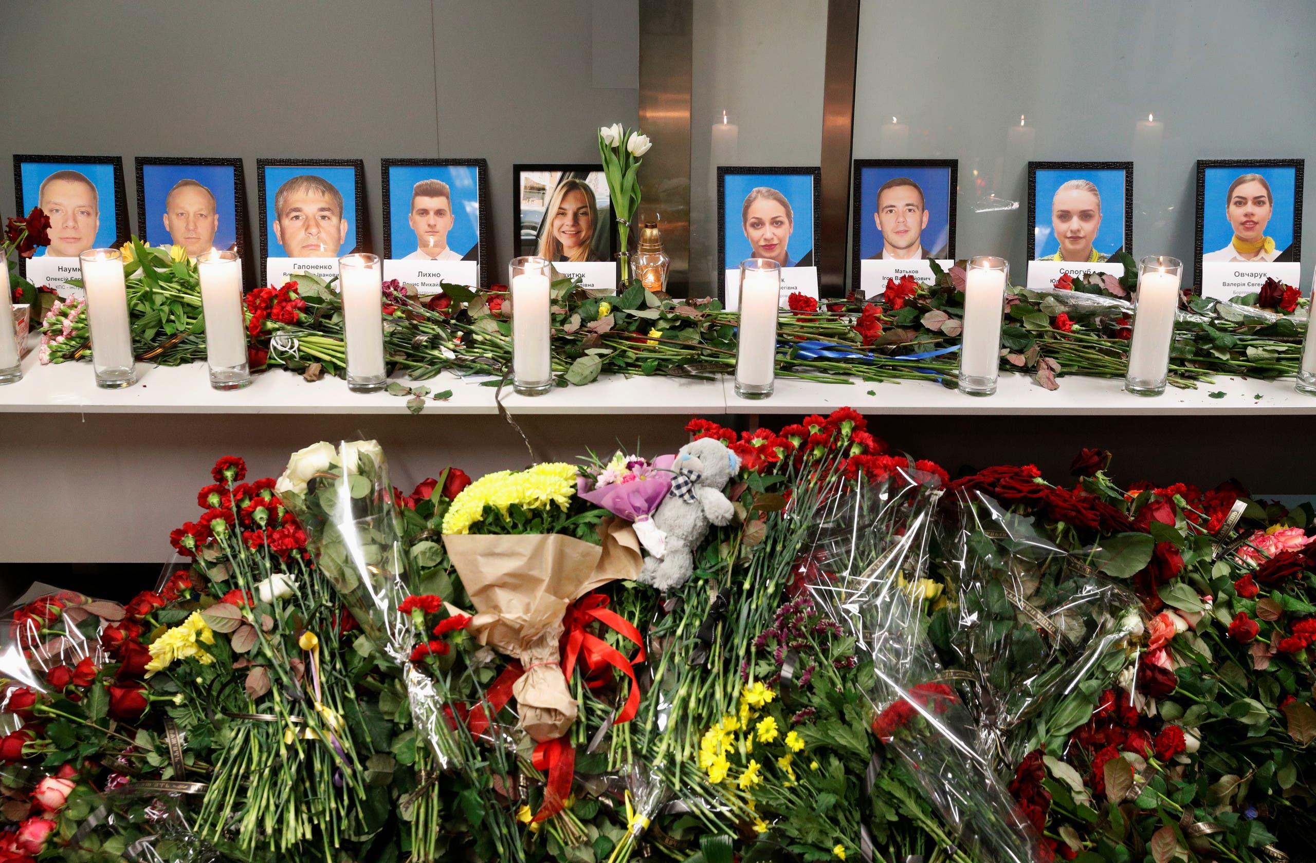 صور ضحايا الطائرة المنكوبة