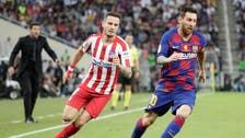 Atletico stun Barca to reach Spanish Super Cup final in Jeddah