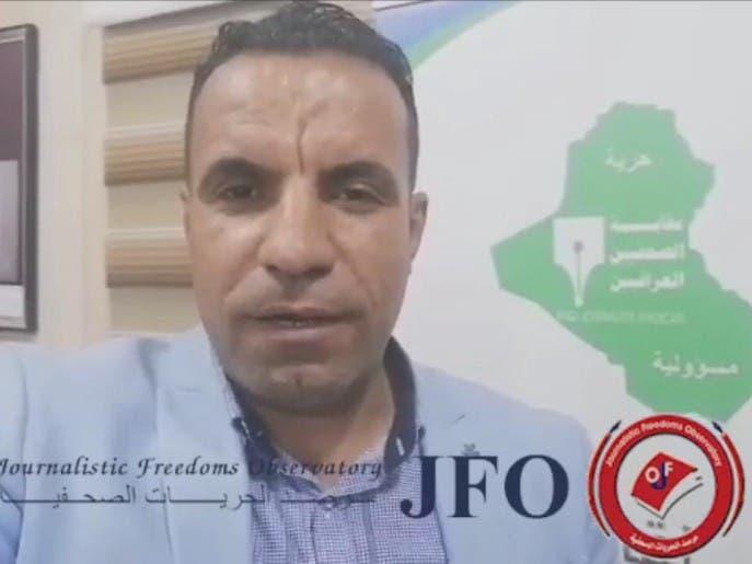 أحمد عبد الصمد: تلقيت تهديدات بسبب انتقادي لإيران والميليشيات والأحزاب