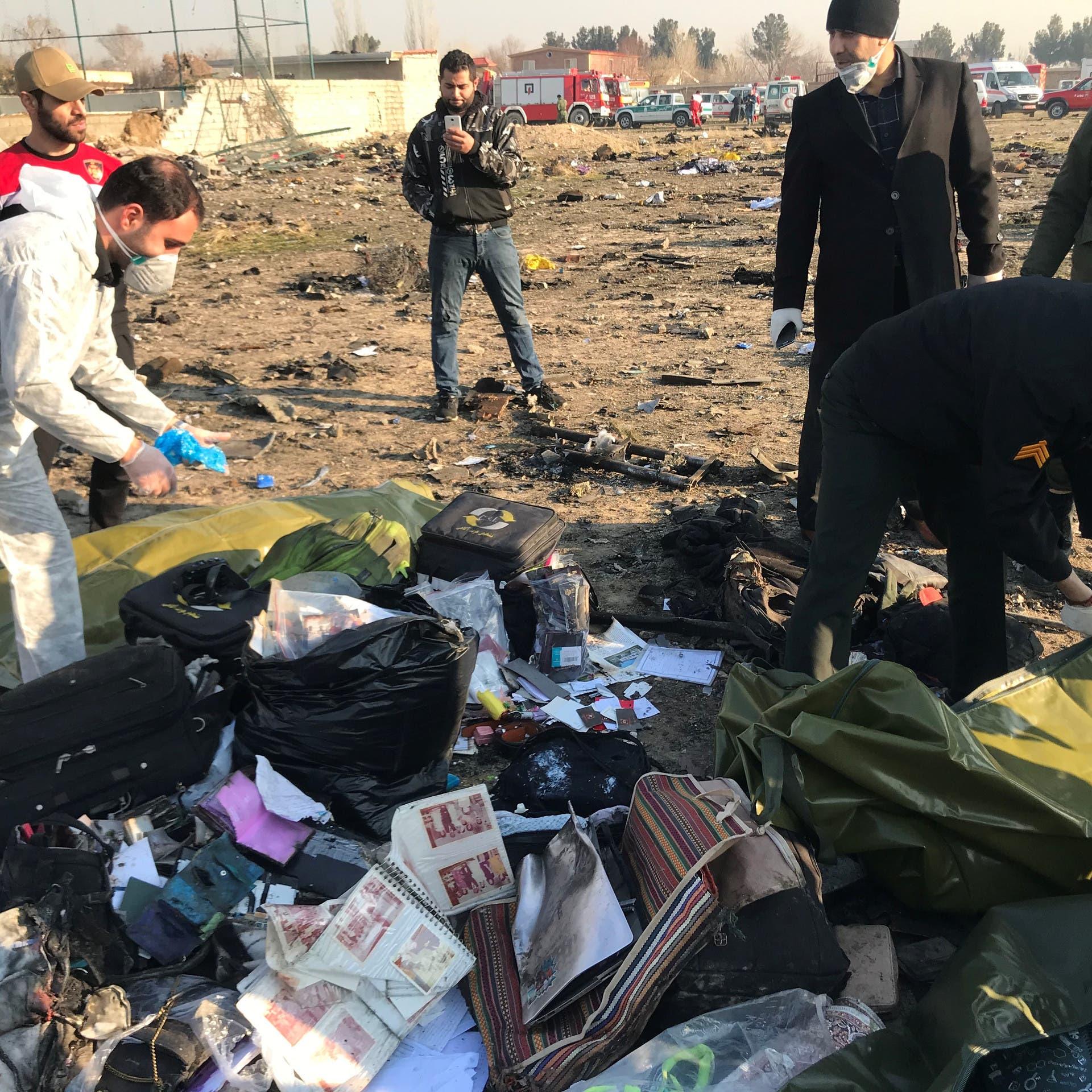 نائب إيراني: قضية الطائرة الأوكرانية سر من الأسرار