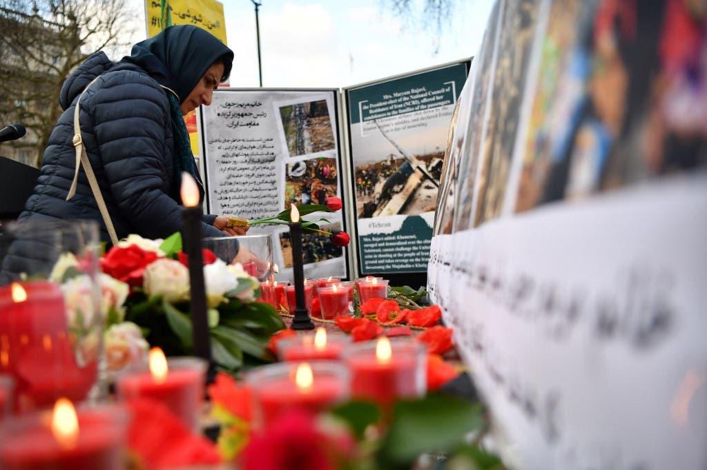 عائلات الضحايا الكنديين في الطائرة الأوكرانية المنكوبة