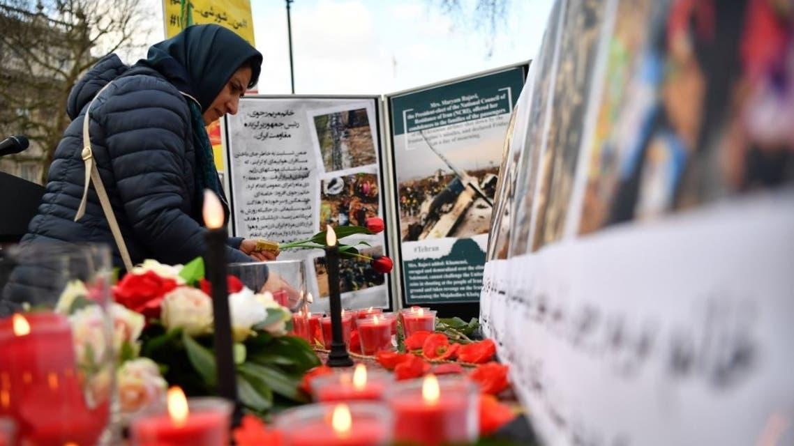 عائلات الضحايا الكنديين في الأوكرانية في